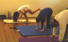 Feldenkrais Awareness Through Movement(R) class