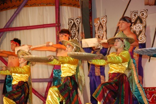 Muslim Dances