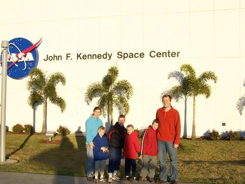 My family at KSC