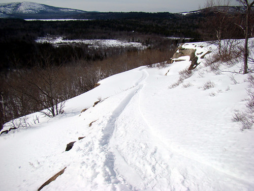 Tracking a Snowboarder