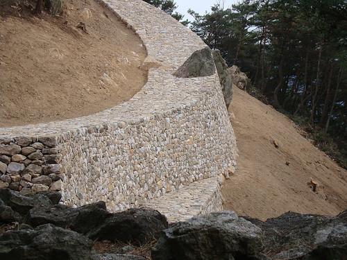 29. März Mahyeon fortress Gimhae