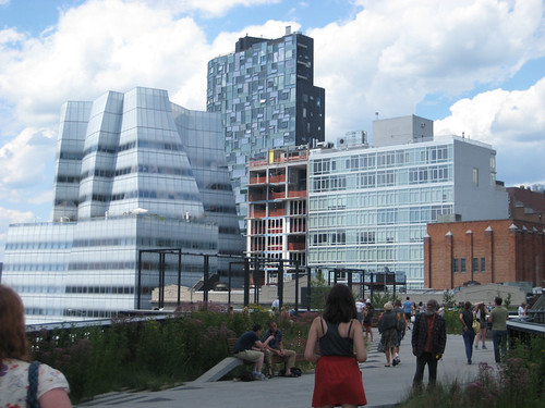 From High Line, Chelsea, NYC