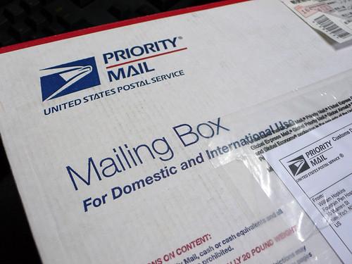 Mailing Box...