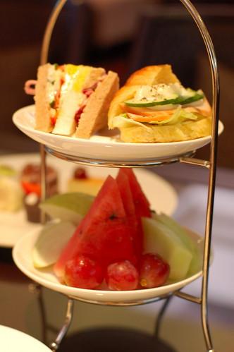 [蘭城晶英酒店] 大廳 英式下午茶 | TERESA的旅遊筆記