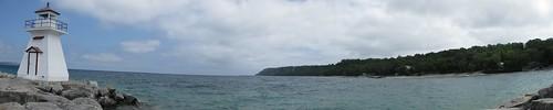 Lighthouse Panorama, Lions Head