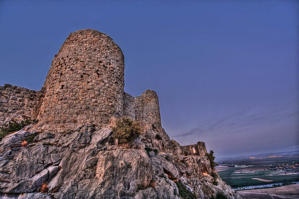 Snake Castle Moonrise