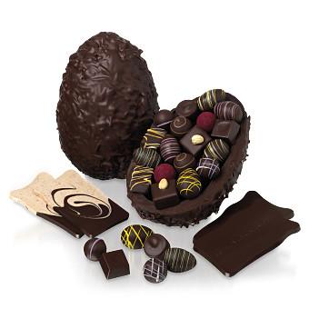 Dark Chocolate - Hotel Chocolat-Style
