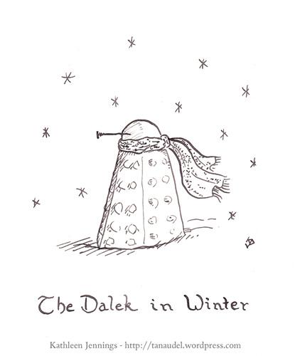 The Dalek in Winter