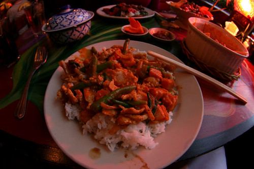 Indochine Panang Curry