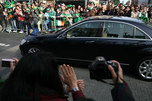 Ireland's President