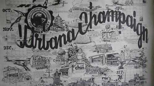Urbana-Champaign poster