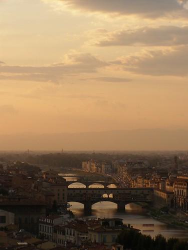 El puente Becchio en primera plana