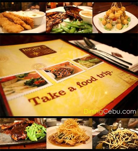 Bigby's Restaurant in Cebu Philippines