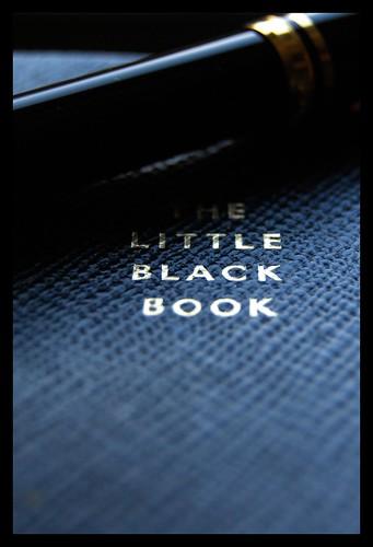 The Original Little Black Book: The Moleskine (4/6)