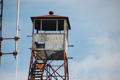 Paris Mountain Lookout Tower Cab