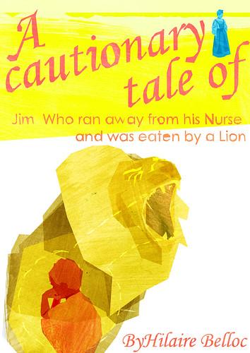 illustration Fridays word this week 'caution'
