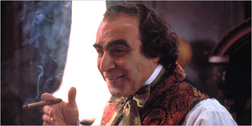 David Suchet as Melmotte