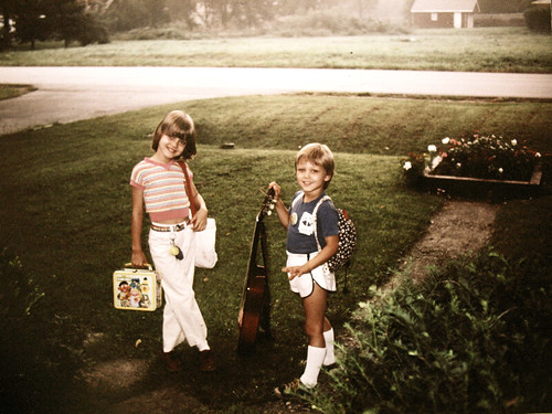 70s first day of school