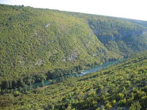 Krka River...