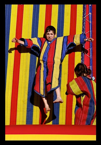 VELCRO WALL...Entertainment or babysitter?? You decide! by you.