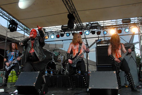 Gravehill at Maryland Deathfest IX