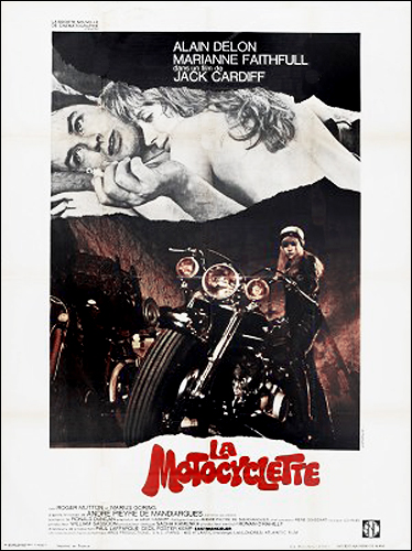 Girl on a Motorcycle (1968)