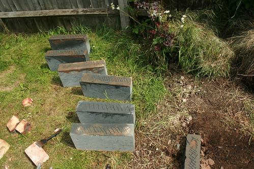 Brick BBQ/Garden Kitchen