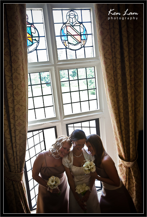 Lynne & Halm - Wedding at Otterburn Hall