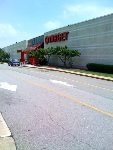Target, Chesapeake Square Mall
