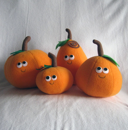 """Foto """"The Full Pumpkin Family!"""" by plushoff - flickr"""