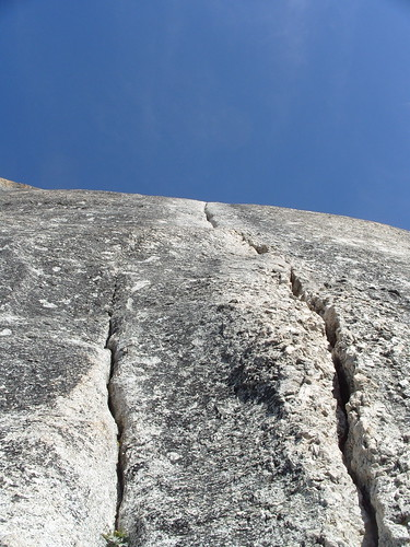 Third Pitch of West Crack