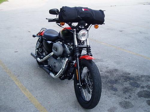 Biketobertfest Run on the Harley Nightster