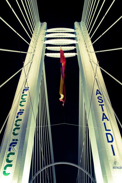 Podul Basarab - detalii de arhitectură