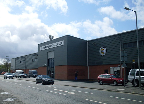 New St Mirren Park, Paisley