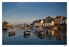 Je dors en Bretagne ce soir....