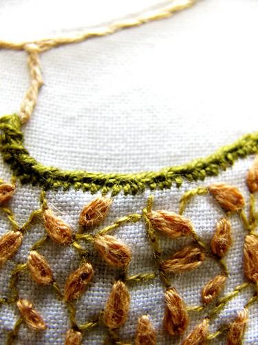 Audrey Shirt Detail