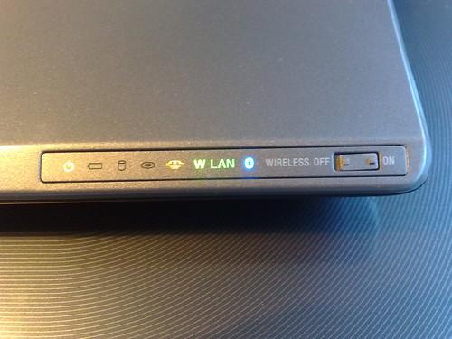 power sony leds vaio (Photo: osde8info on Flickr)