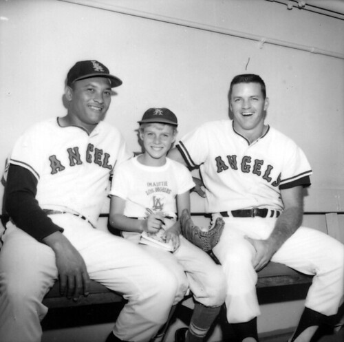 Early 60's Hollywood Stars Game