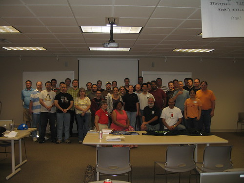 The GiveCamp volunteers
