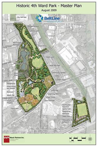 beltline 4th ward park plan