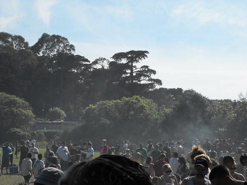 Hippy Hill on 420 19