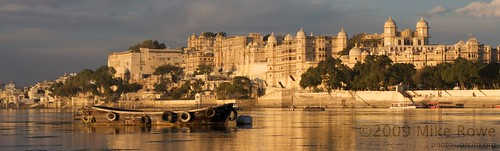 Udaipur's City Palace