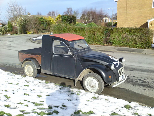 Pirates of the 2CV