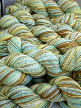 April Yarn ~New Beginnings~