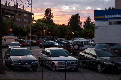 Anochece en Nueva Alcalá (I)
