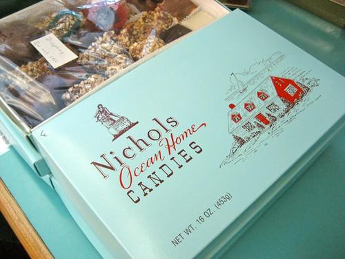 Nichols Ocean Home Candies