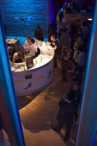 London Twestival DJ room. Photo from Adam Tinworth via Creative Commons license