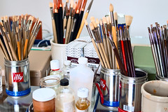 Artist Studio: Ruza Bagaric / Dumbo Arts Cente...