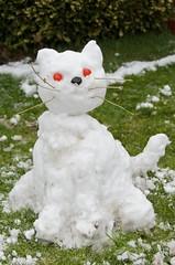 Snow Cat von  Mrs eNil
