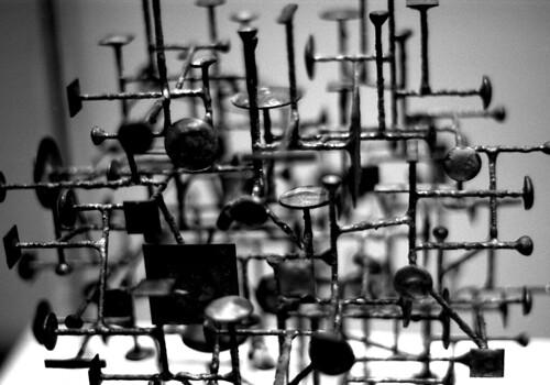 Abstract Art. (Ilford Pan F Plus. Nikon F100. Epson V500.)